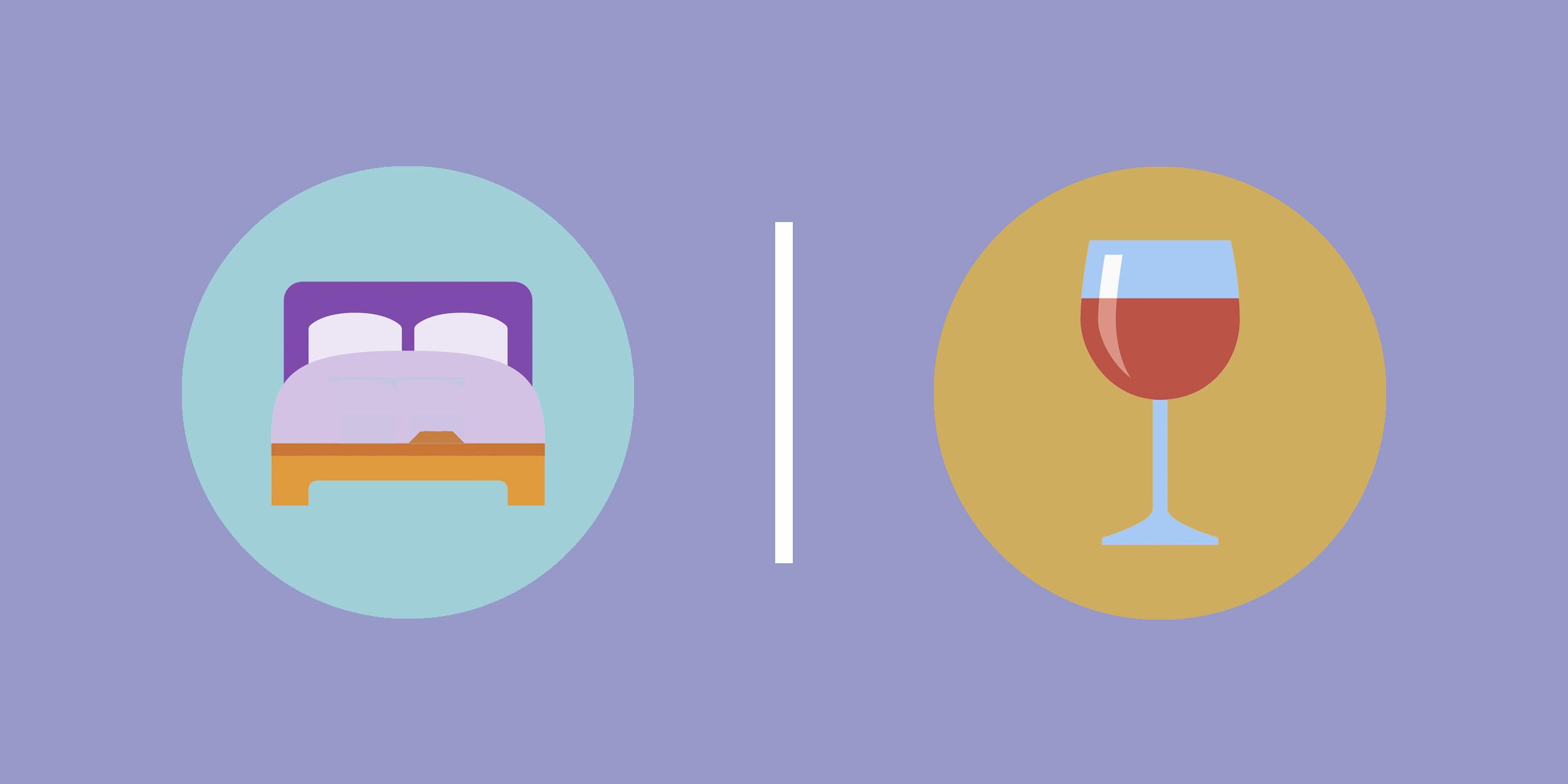 Секс и алкоголь невроз
