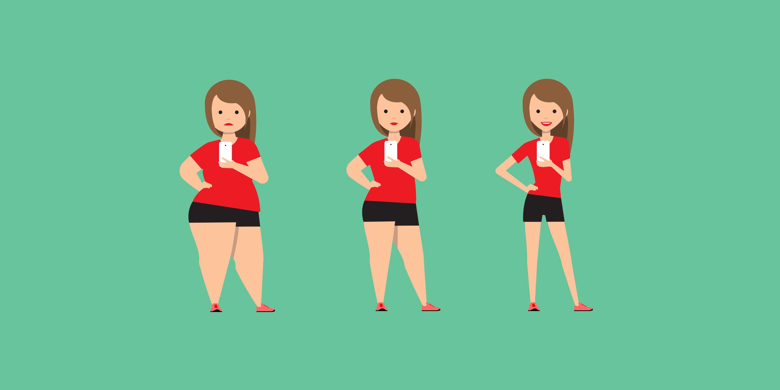 Как правильно похудеть на 20 кг, чтобы не навредить организму