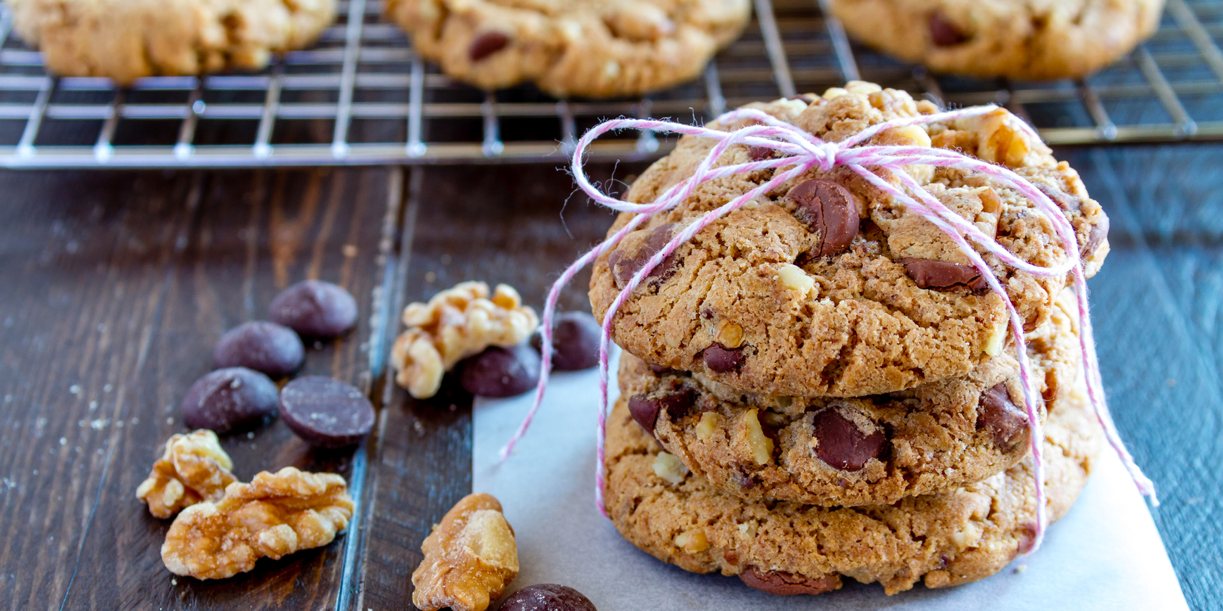 Рецепт песочного печенья с кокосом