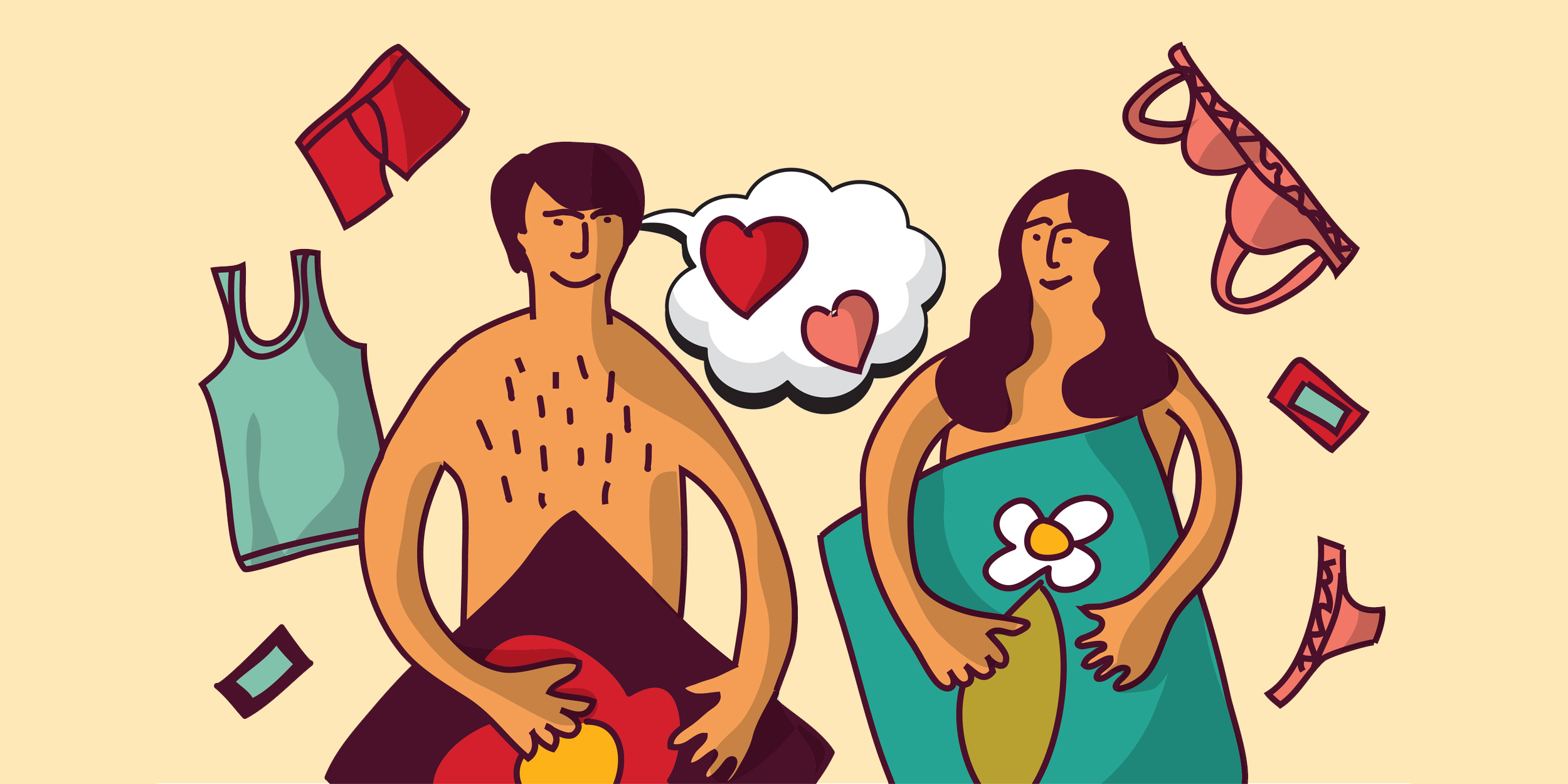 Избавиться о т мыслей о сексе
