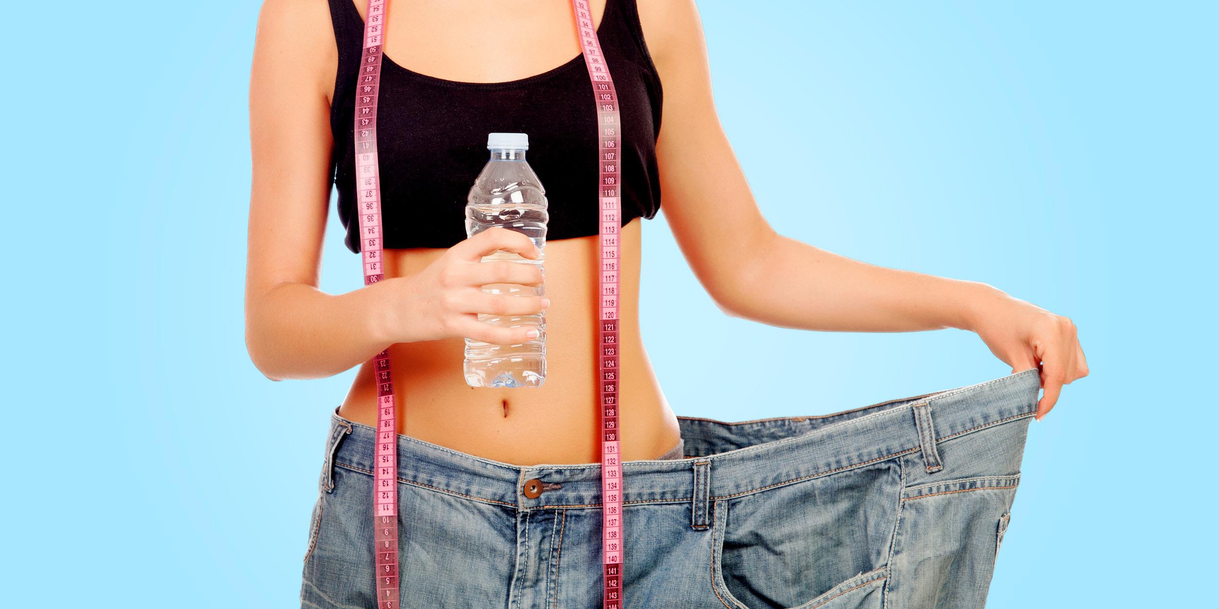 Как похудеть: пей больше воды рекомендации