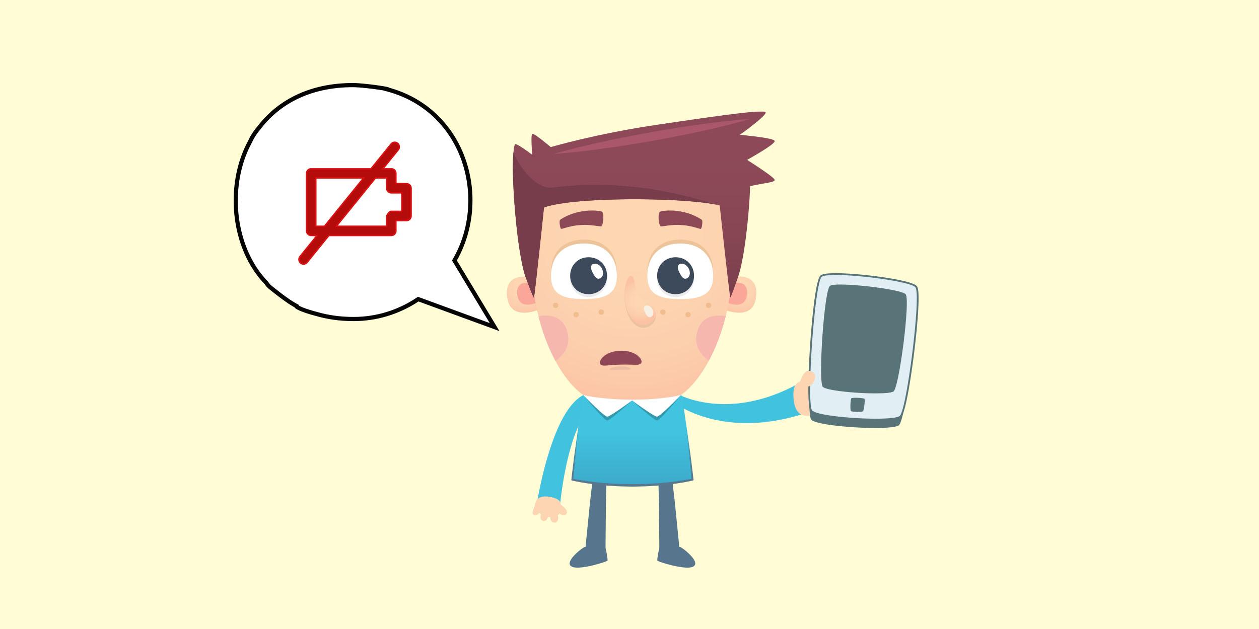Как проверить батарею <b>ноутбука</b>, смартфона или планшета ...