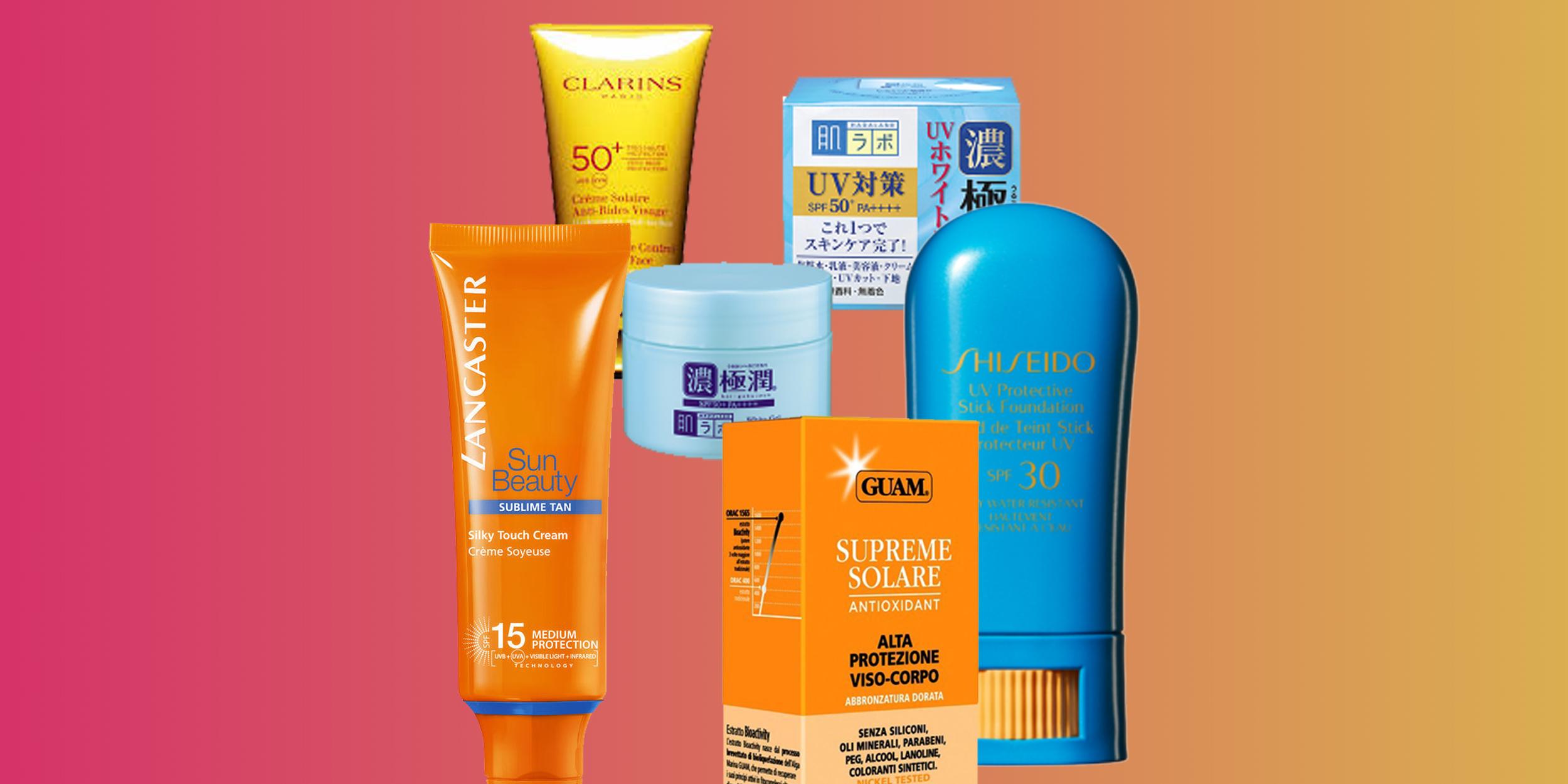 5 лучших солнцезащитных кремов для лица, которые можно купить в любой аптеке новые фото