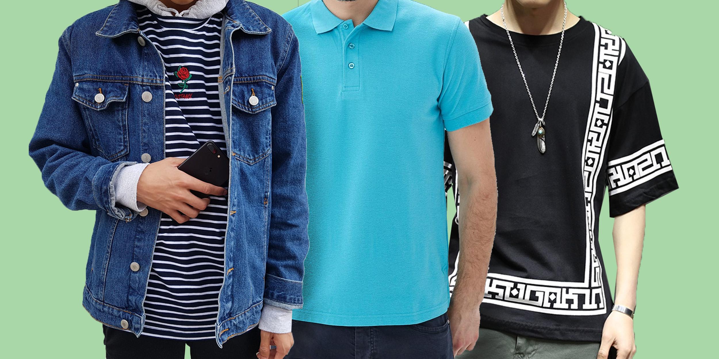 115fdeda9ae 26 крутых мужских футболок с AliExpress и из других магазинов - Лайфхакер