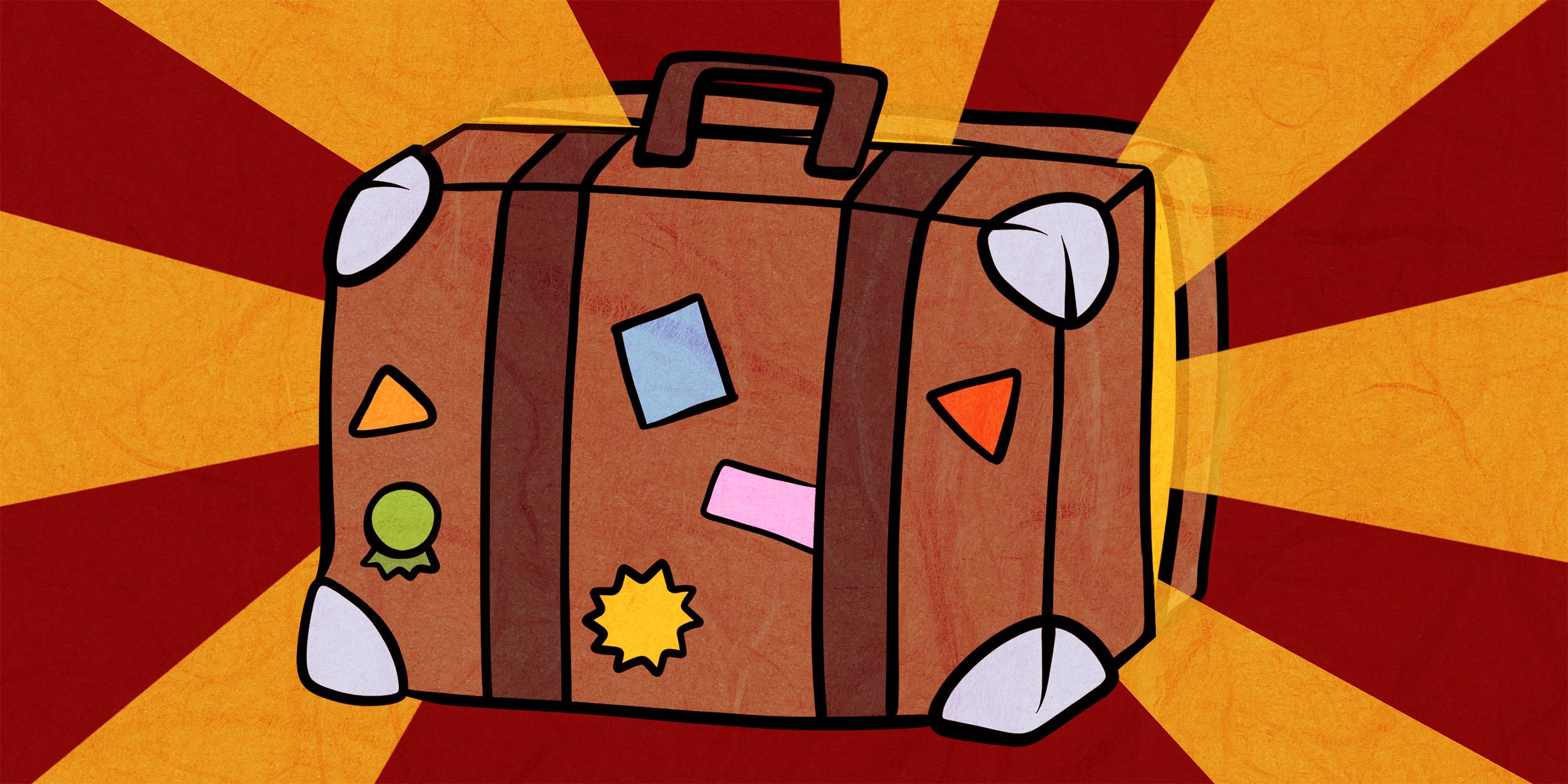 2044ed513467 Как сложить вещи в чемодан, чтобы всё влезло и ничего не помялось -  Лайфхакер