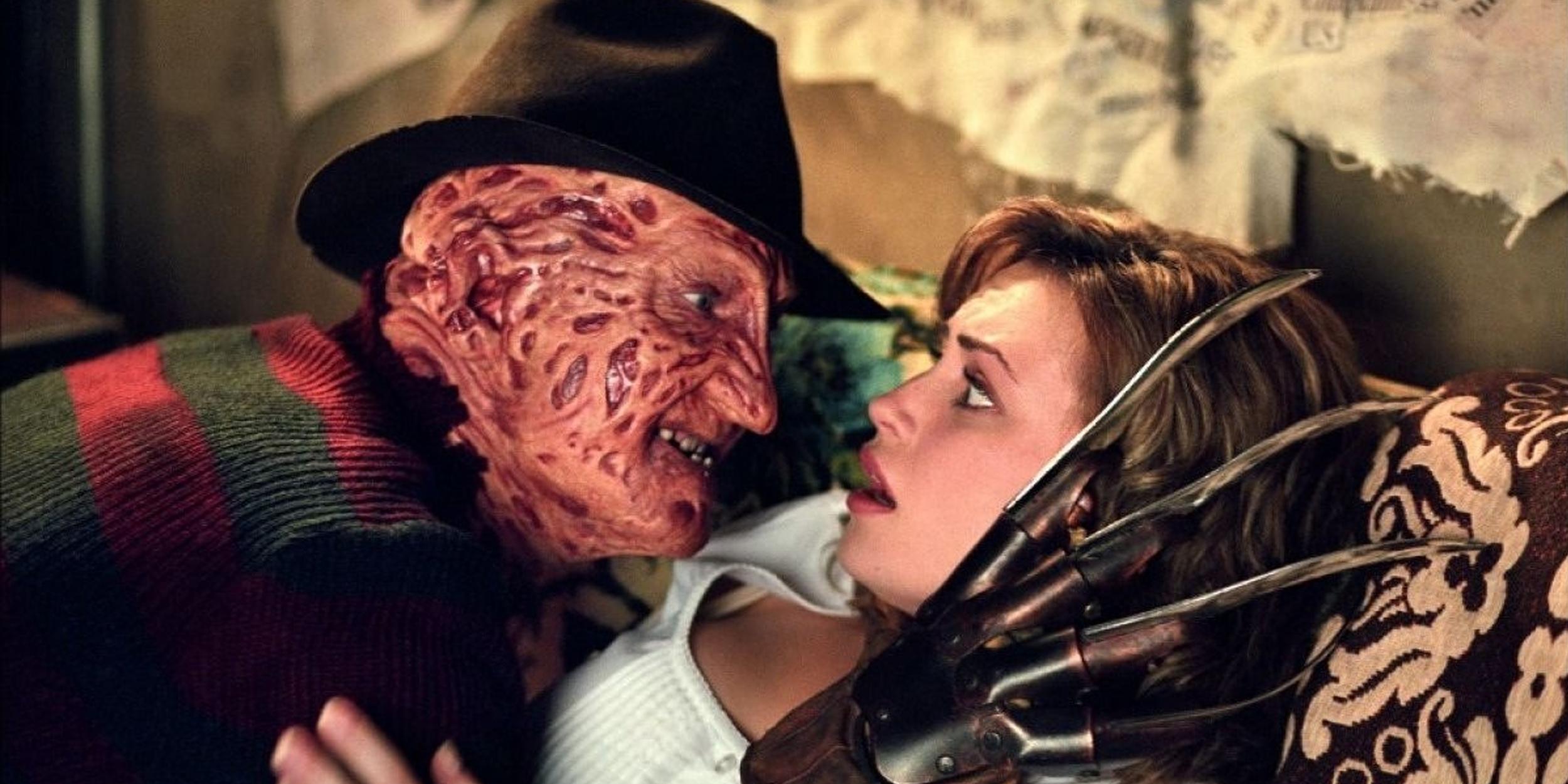 Топ сексуальных фильмов ужасов
