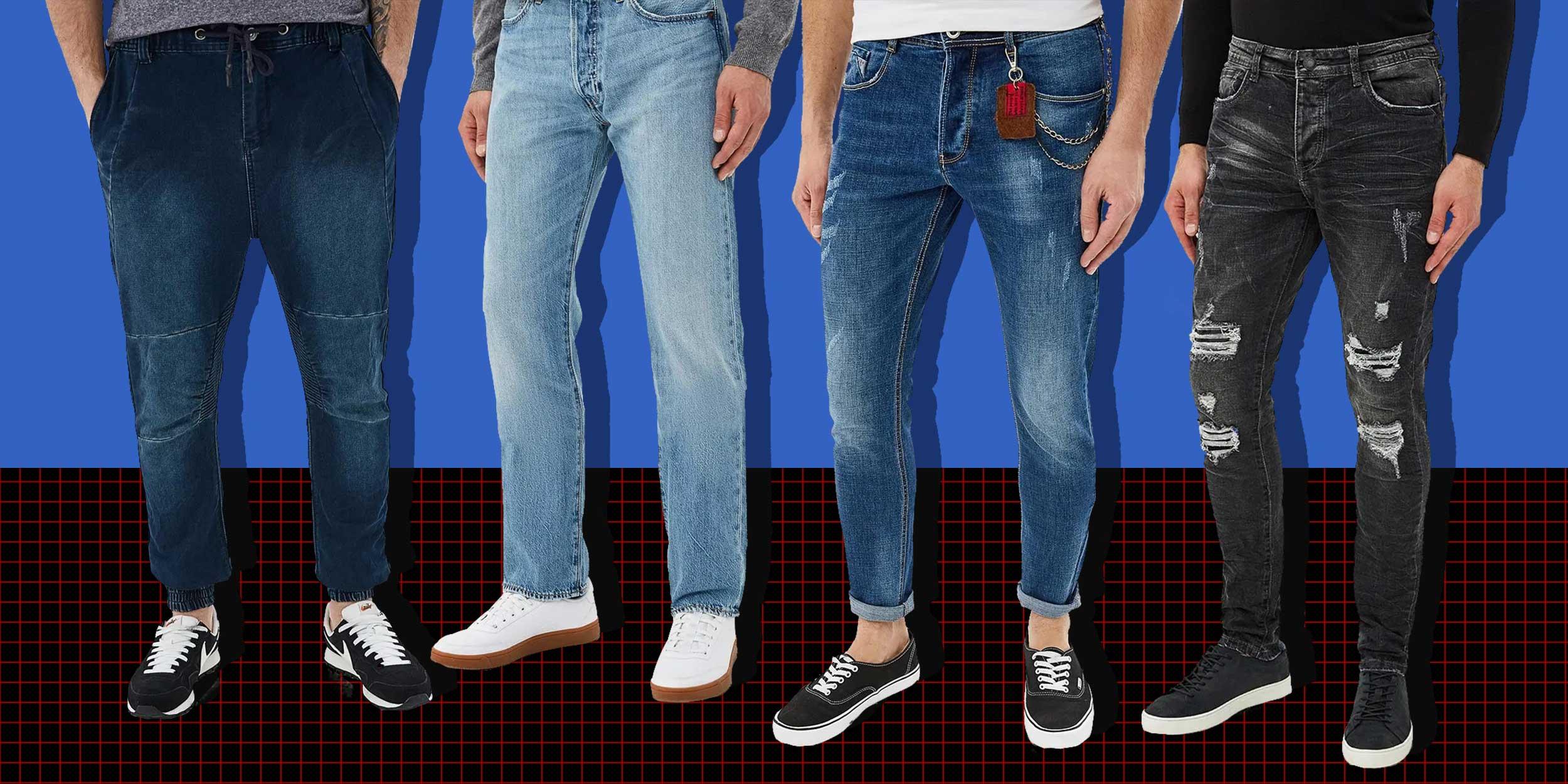 2016eaf43bc5 9 самых модных мужских джинсов 2019 года - Лайфхакер