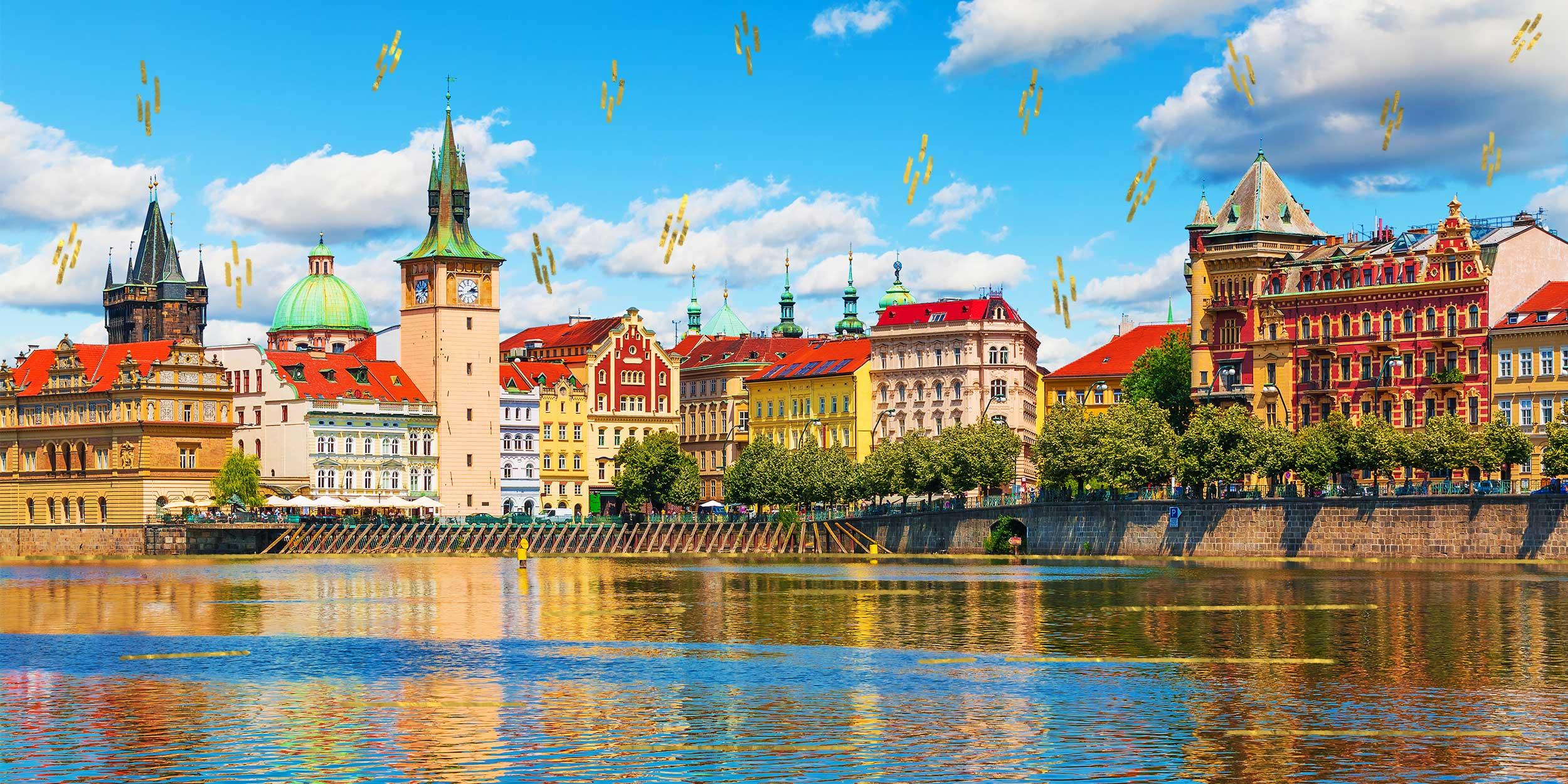 Как переехать в чехию с семьей апартаменты в варне купить