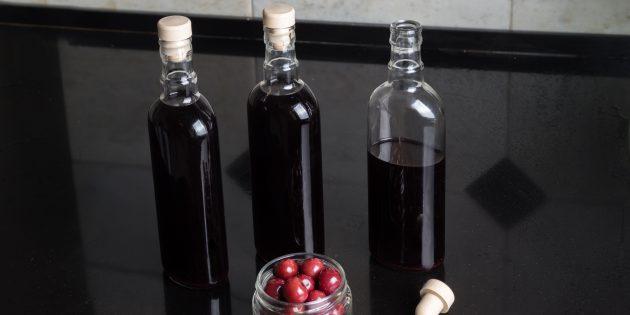 Винօ из вишни