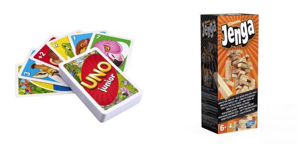Крутые подарки мальчику на 23Февраля: Настольные игры