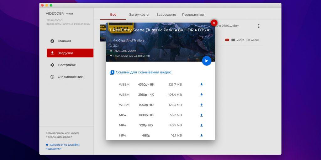 Как скачать видео с YouTube на компьютер с помощью специальных программ