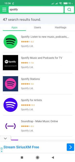 Скачать с Google Play: найдите нужную программу