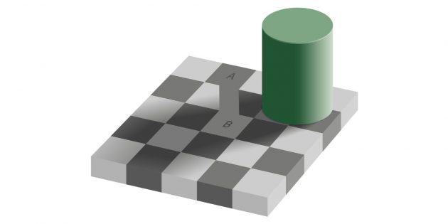 Гамбит зелёным цилиндром