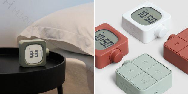 Беспроводной электронный будильник