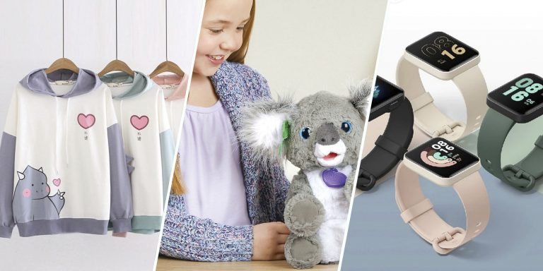 17 классных подарков дочке на Новый год
