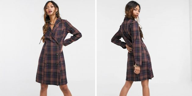 Платье-блейзер Closet London