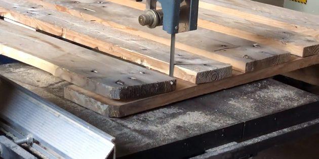 Как сделать шезлонг из поддонов своими руками